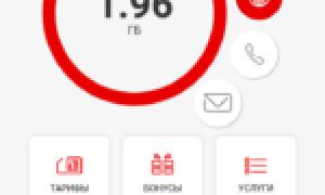 Мій Водафон (My Vodafone) особистий кабінет: установка, реєстрація, вхід