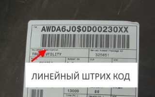 Штрих коди країн виробників таблиця