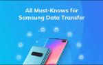 Як перенести дані з Самсунга на Самсунг