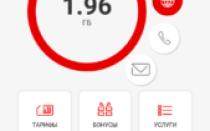 Як перевірити мегабайти на Водафон (мтс) Україна