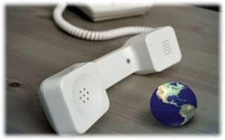 Пакети розмови зі світом. Дзвінки за кордон Лайфсел 2017